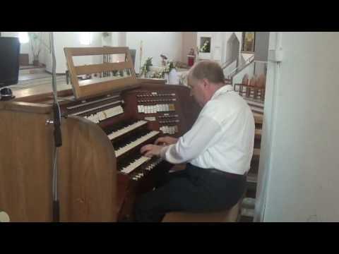 Johann Pachelbel Toccata in do minor A. I. Aciobăniţei organ mp3