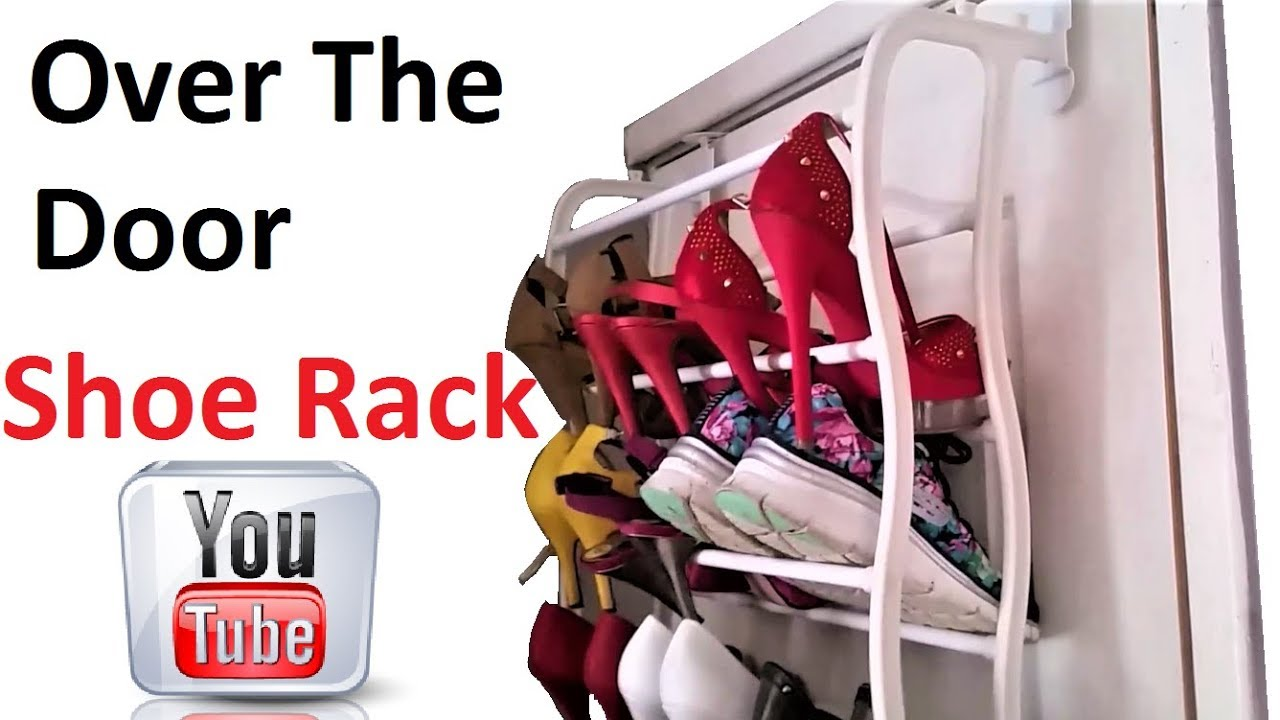 Over The Door Shoe Rack 36 Pairs Shoe Stand Review