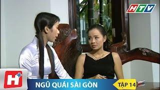 Ngũ quái Sài Gòn tập 14