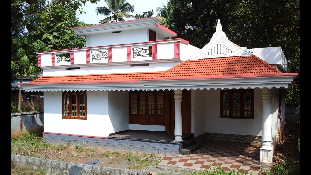 Angamaly 7 5 Cents Plot And 1350 Sq Ft Very Low Budget