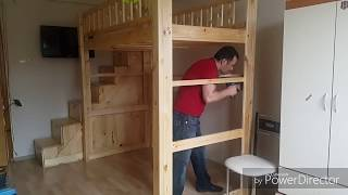 Çocuk odası 2018  (child room construction)