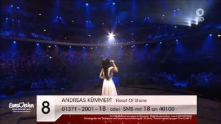 Conchita Wurst ESC Vorausscheidung Deutschland, You are unstoppable - first live performance, 5 3 15