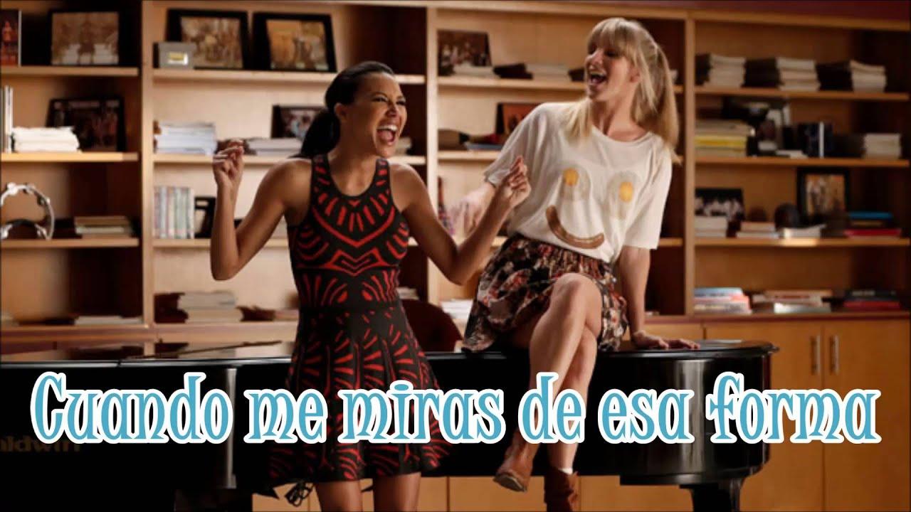 Glee - Hand In My Pocket/I Feel The Earth Move (Traducido al Español)