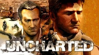 Uncharted: The Complete Saga (Eye of Indira, Drake's Fortune, Among Thieves, Drake's Deception)1080p