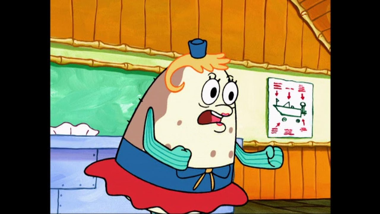 More detail mrs puff from spongebob that