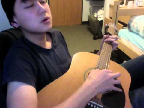 Lady Gaga - Born This Way (cover and chords) me singing (Audio)