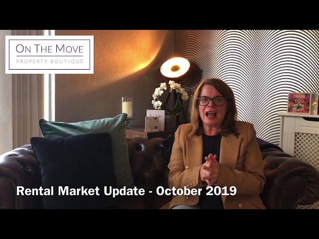 Rental Market Update | October 2019