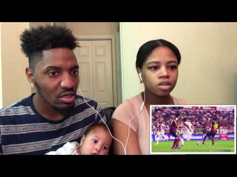 LIONEL MESSI SHOWS WHY HE IS THE BEST! | REACTION