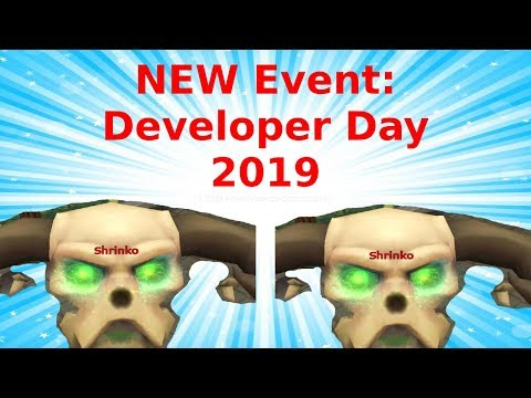 NEW Event: Developer Day || How To Find A Developer In Arcane Legends