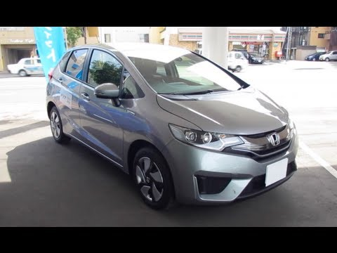 2013 New Honda Fit Hybrid Exterior Interior Youtube