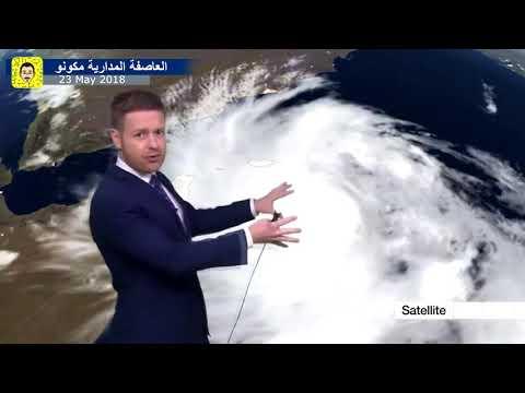 Cyclone news oman