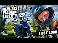 Euro 5 Piaggio Liberty 125cc | First Look And Specs!
