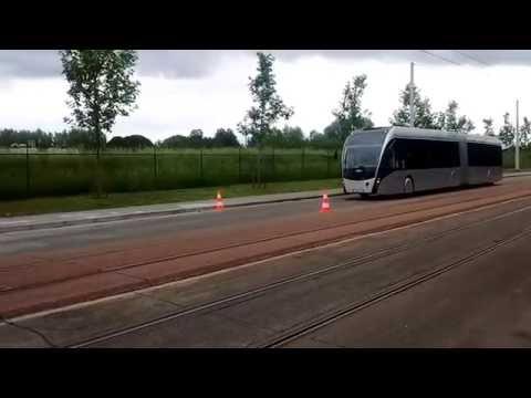 Brake Test Exqui.City18 Hamburg