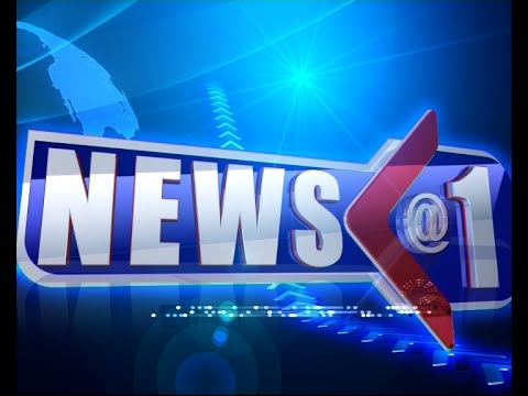 Today's Headlines | News@ 1PM | 27 August 2015