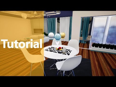 Tutorial: How to Visualize Scene Options for VR and Mobile