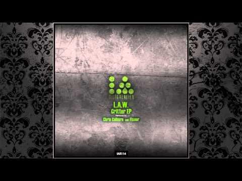 L.A.W. (UK) - Repulse (Chris Colburn Remix) [ILLEGAL ALIEN RECORDS]