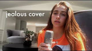 jealous cover by tate mcrae