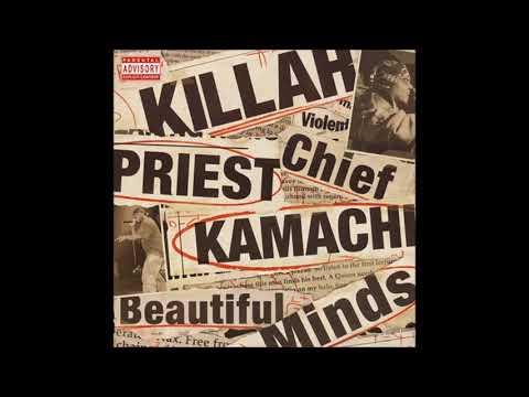 Killah Priest & Chief Kamachi - Beautiful Minds Full Album