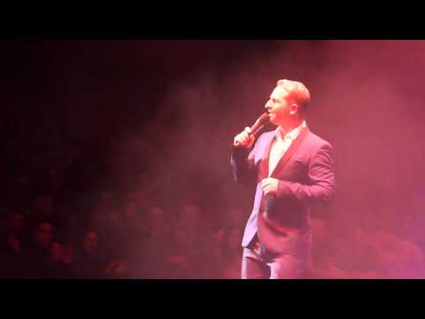 Chris Shannon live at Cardiff St. David's Hall