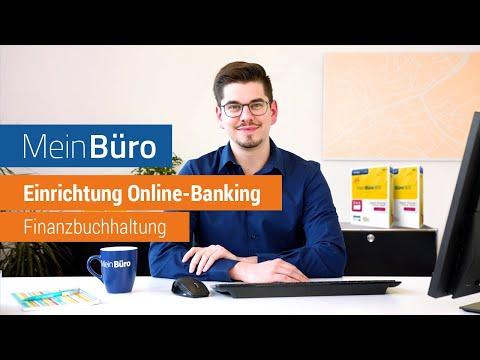 Einrichtung Onlinebanking