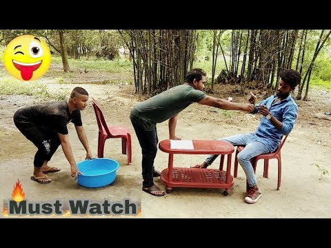 Must Watch Funny😂😂Comedy Videos 2018 Episode 25 || Bindas fun ||