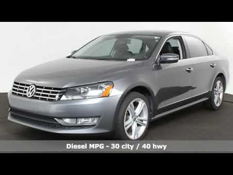 2013 Volkswagen Passat Kennesaw GA Atlanta, GA #KP4783
