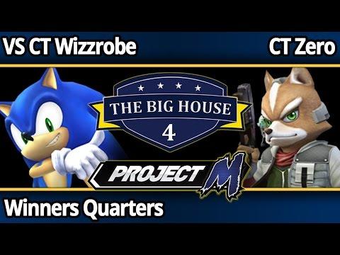 TBH4 PM - VS CT Wizzrobe (Sonic) vs CT Zero (Fox) - Winners Quarters