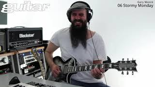"Gary Moore ""Das Vermächtnis des Blues"" (guitar workshop)"