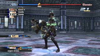 The Last Remnant Battle 40 Jager and the Lob Omen