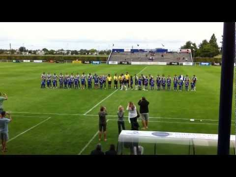 Havelock Nth Wanderers - HB United Vs Auckland City