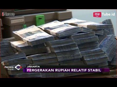 Nilai Tukar Rupiah Kembali Menguat di Level Rp14 Ribu - iNews Sore 09/11