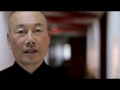 Interview with tai chi master Zhang Dong Hai - 太极宗师 张东海
