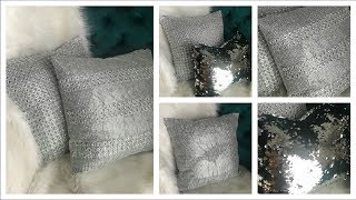 DIY GLAM BLING PILLOWS | TOTALLY DAZZLED BLING GIVEAWAY CLOSED