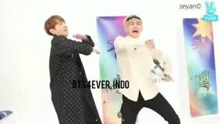 BTS Versi Aisyah jatuh cinta pada jamilah