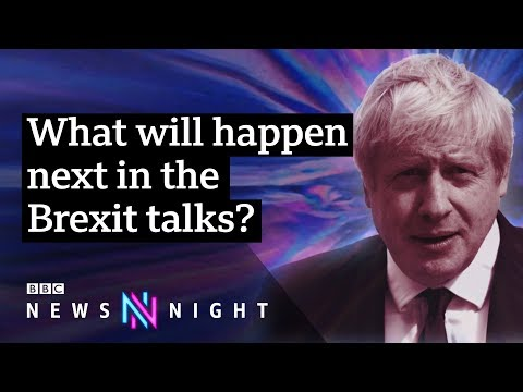 Brexit: EU and UK agree to 'intensify' talks - BBC Newsnight