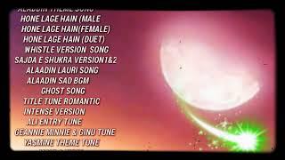 Aladdin Naam Toh Suna Hoga   All Theme Songs   SAB TV