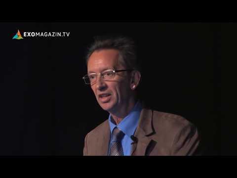 UFO's in Sweden - - A Lecture by Håkan Blomqvist