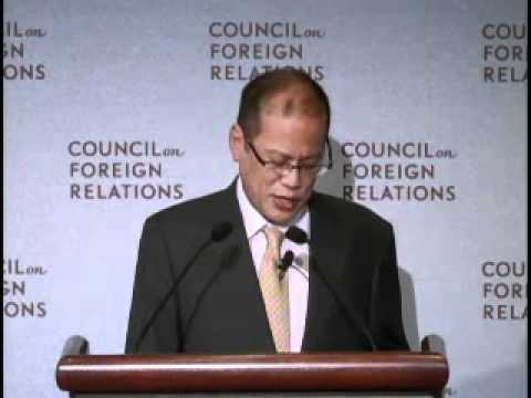 A Conversation with Benigno S. Aquino III