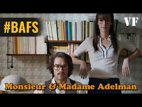 M & Mme Adelman - Bande Annonce VF - 2017