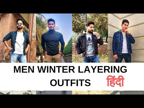 Winter fashion layering tips \\ 4 best outfits you need to watch