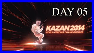 Kazan 2014 World Fencing Championships - Day05 Finals