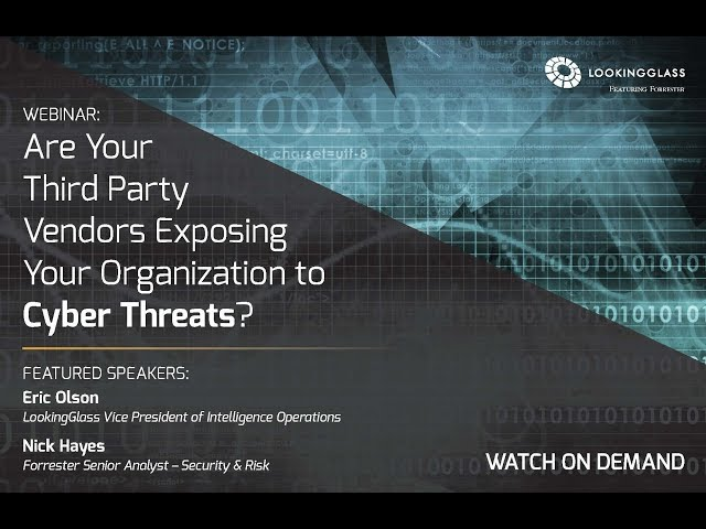 Are Your Third Party Vendors Exposing Your Organization to Cyber Threats?