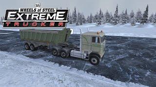 18 Wheels of Steel: Extreme Trucker #5 Icy Roads