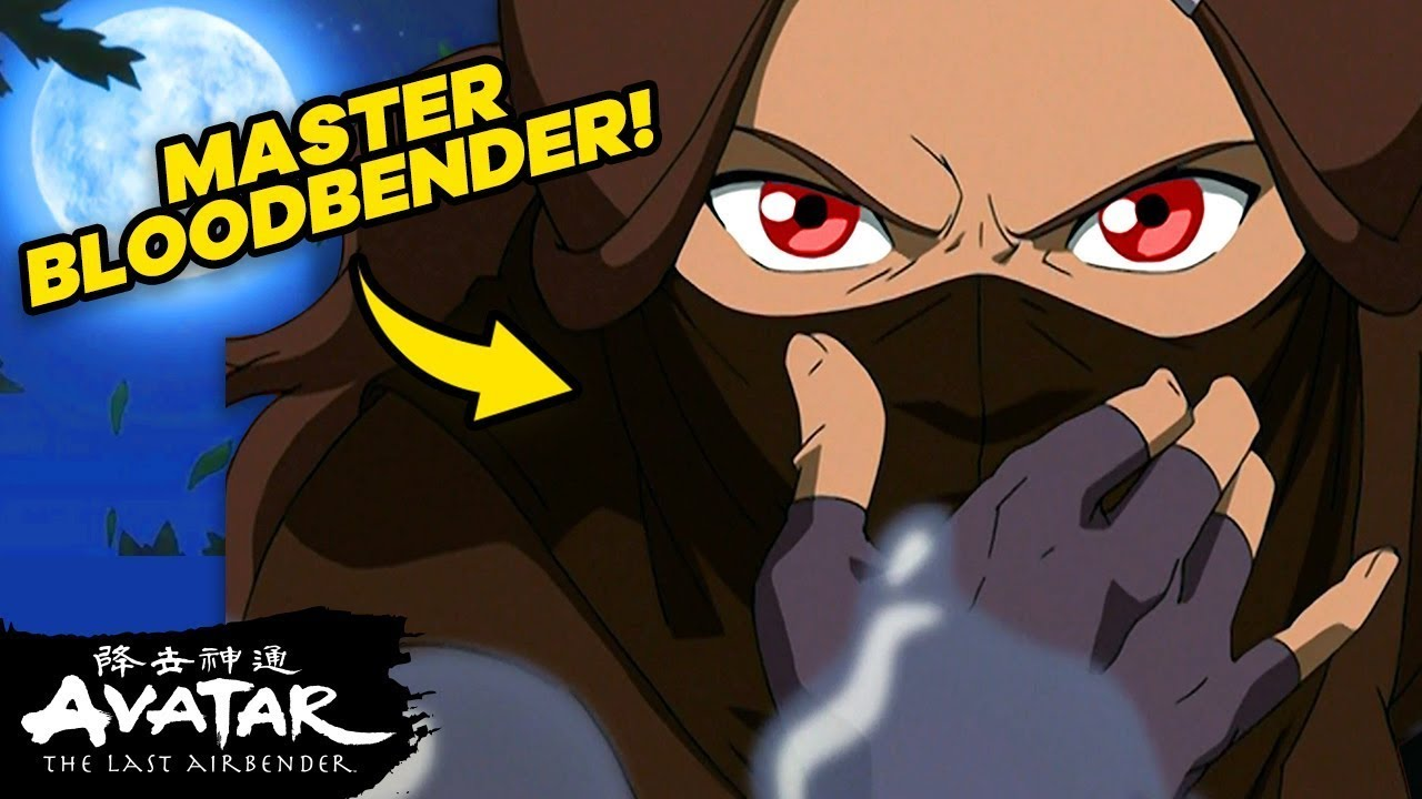 Download What If Katara Went FULL Bloodbender?🩸🌊 Avatar: The Last Airbender