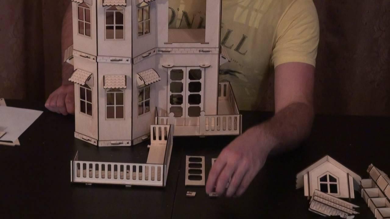 Дом из железобетонных панелей. Конструктив // FORUMHOUSE - YouTube