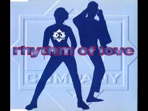 DJ Company - Rhythm of Love (Radio Edit) (1994)