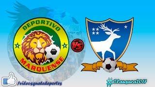 Deportivo Marquense vs CD Suchitepequez full match