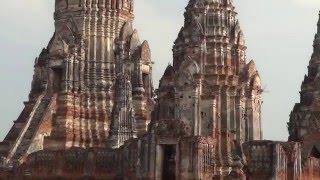 Wat Phutthaisawan temple Ayutthaya