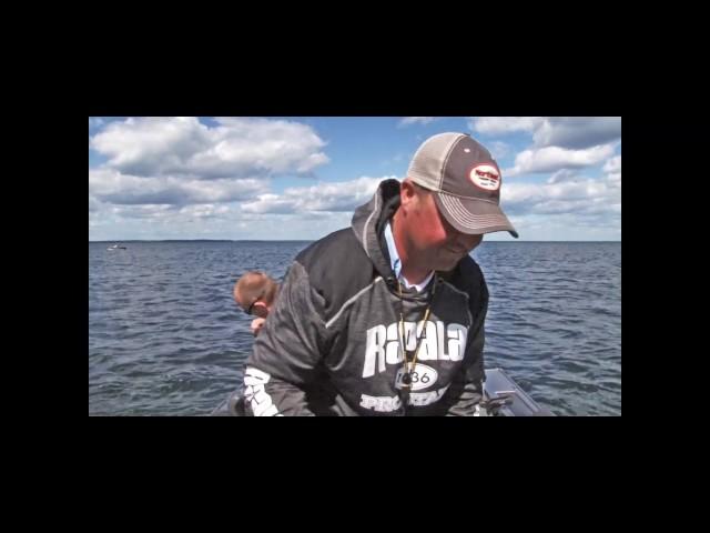 Tony Roach Fishing Report Mille Lacs Lake Mid June 2017