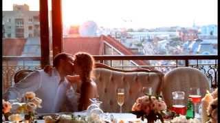 Свадьба Насти & Саши (агентство Свадебный Переполох)